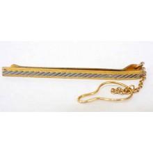 Pince a cravate vintage signée Murat vers 1970