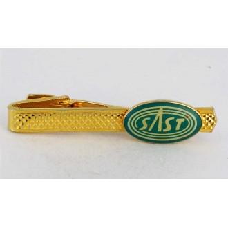 Pince à cravate SAST publicitaire vintage